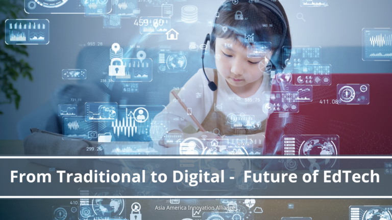 Read more about the article From Traditional to Digital –  Future of EdTech